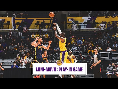 Mini-Movie: Lakers take down Warriors in Play-In Game