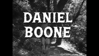 Remembering The Cast From Daniel Boone 1964