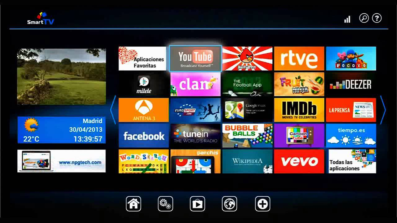 Youtube: Convierte Tu Televisor En Smart TV