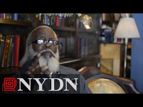 Deez Nuts gets endorsement from Rent is Too Damn High Party's Jimmy McMillan