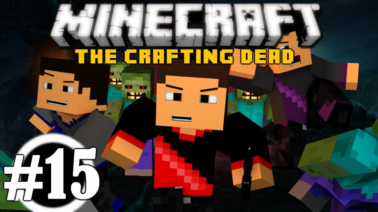 minecraft the crafting dead minecraft the crafting dead ep 15 she slapped me 4966