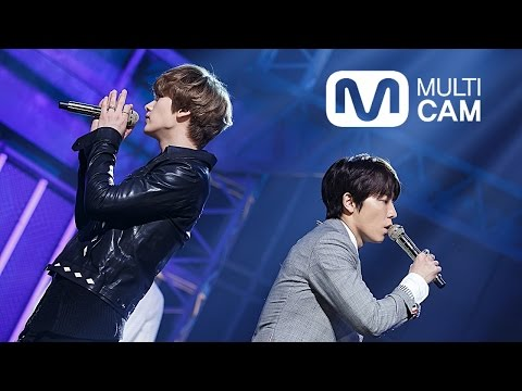 [Fancam] Super Junior D&E(슈퍼주니어 D&E) Growing Pains(나는 너만큼) @M COUNTDOWN_150319