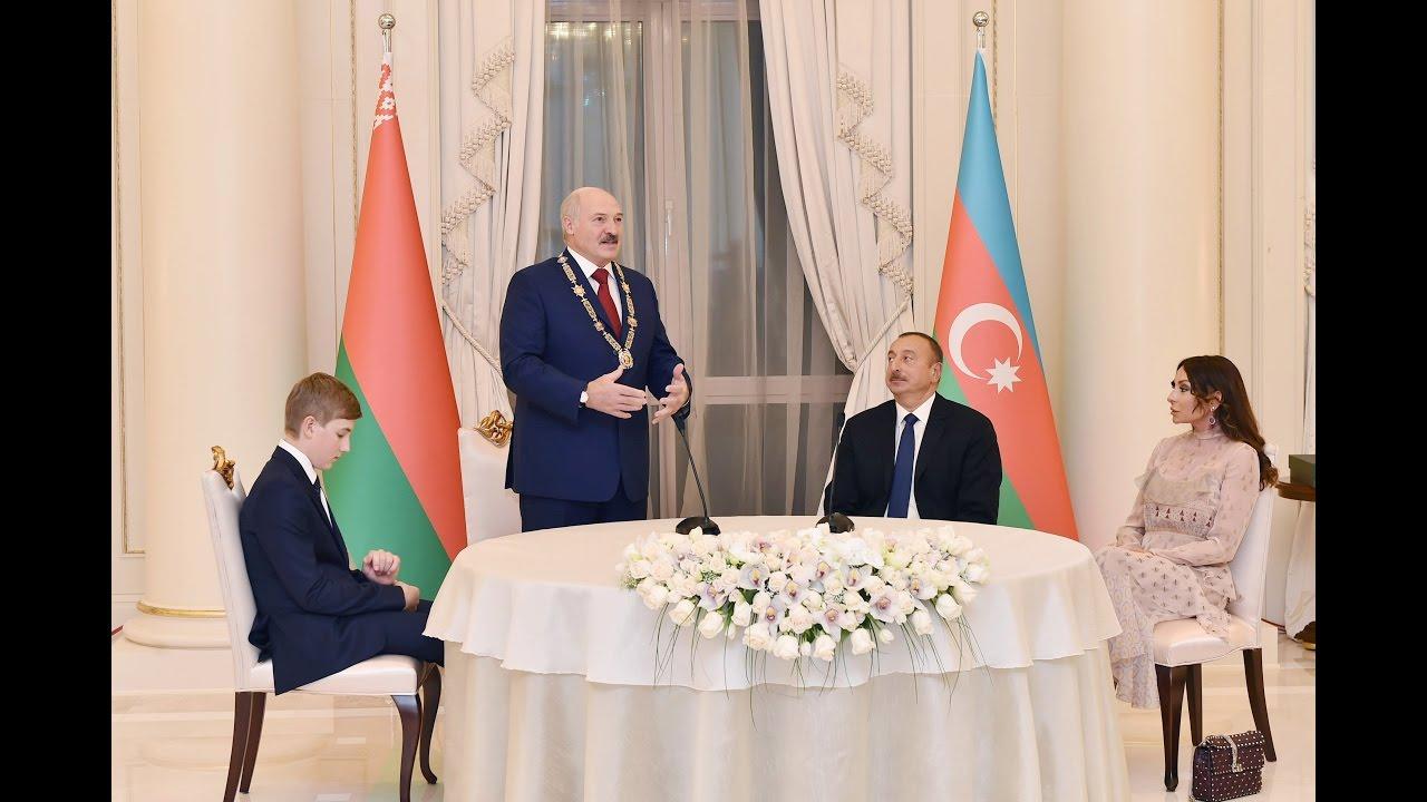 Мехрибан Алиева спит с Лукашенко - movie.novosti-armenia.com