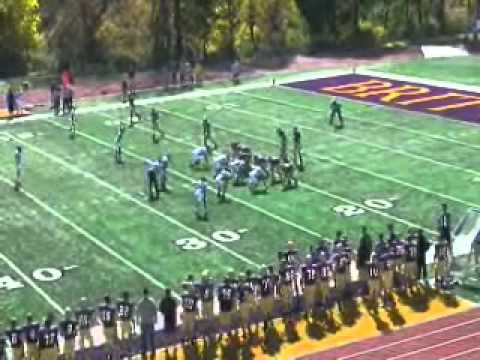 Albion College Football Team Albion College Football