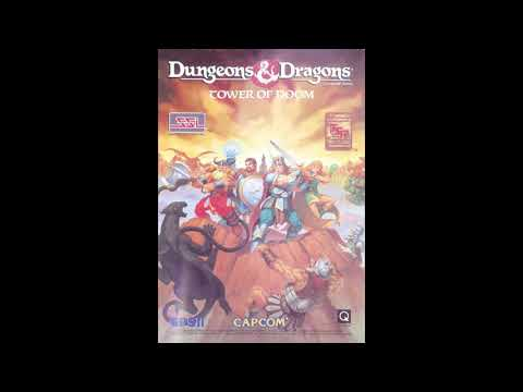 Dungeons & Dragons Tower of Doom Arcade Sound Track