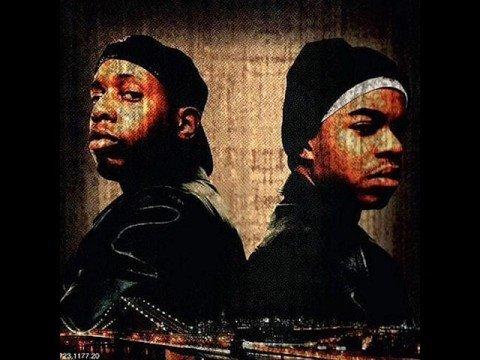 Hi Tek and Talib Kweli The Blast (Instrumental)