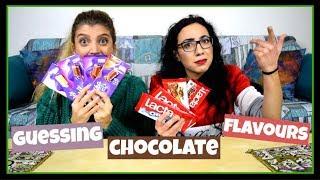 Μαντεύουμε τη γεύση από Σοκολάτες & ΤΕΛΕΙΟ Giveaway || fraoules22