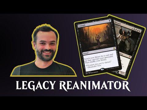 Legacy Reanimator com Diego Ganev