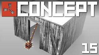 DOOR TRAP, BASE DEFENCE, TRAPS   CONCEPT LIMBO 15