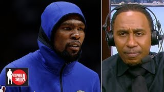 If KD doesn't sign with the Knicks, James Dolan should sell the team | Stephen A. Smith Show