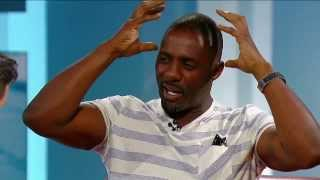 Idris Elba on George Stroumboulopoulos Tonight: INTERVIEW