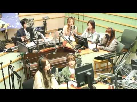 [Eng Sub] 140410 Apink - Kiss the radio (Naeun & B2ST's Dongwoon)