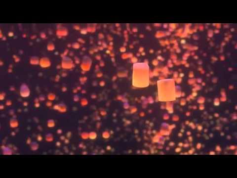 Veo en Tí la Luz   Enredados, canción, escena completa español latino HQ