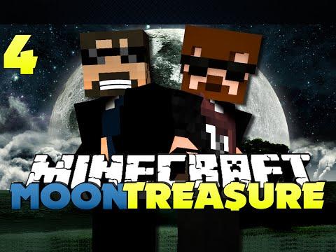 Baixar Minecraft Modded Moon Challenge 4 - LUCKY BOOKS?!