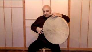 Andrea Piccioni - Frame Drum Solo (lap tyle)