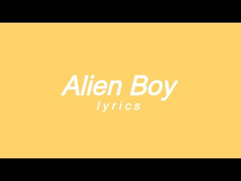 Oliver Tree - Alien Boy // lyrics