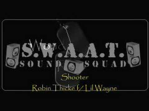 Robin Thicke & Lil' Wayne - Shooter