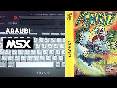 Ghost (Mind Games España, 1989) MSX [363] Walkthrough Comentado