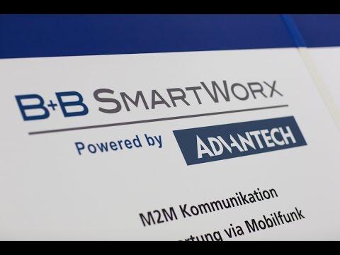 BellEquip GmbH präsentiert Advantech B+B SmartWorx auf der Smart Automation 2016