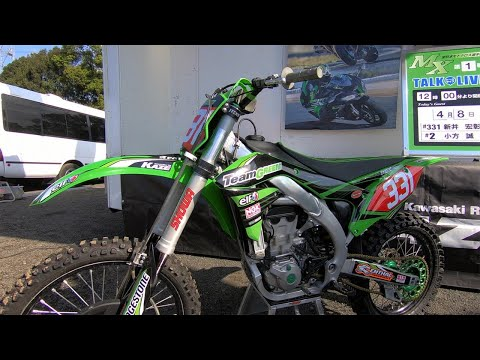 2019 Pre-Production Kawasakis | TransWorld Motocross