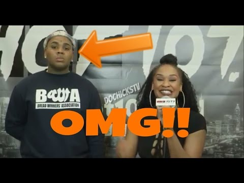 Kevin Gates Didnt Like This Interview: Don't Touch Gates!
