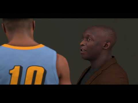 The NBA Is Watching In Brooklyn   Real Face Scan   NBA 2K21 New My Career Story   Episode 6