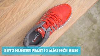 Mở hộp giày Biti's Hunter Feast - 3 màu mới | Giày nam | Nhạc không lời