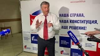 По данным на 20 часов явка в среднем по Омской области составляет 64%