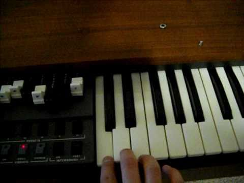 Viscount Organ OP-3