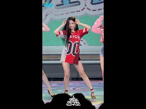 [예능연구소 직캠] (여자)아이들 유고 걸 소연 Focused @쇼!음악중심_20180811 U-Go-Girl (G)I-DLE SOYEON