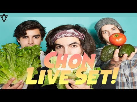 Chon's live set on the Homey Tour!