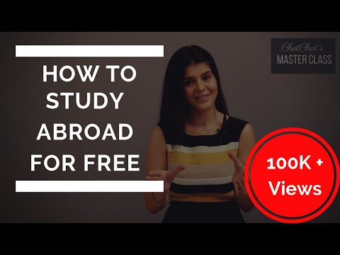 Scholarship for Indian Students to Study Abroad in USA, UK, Europe