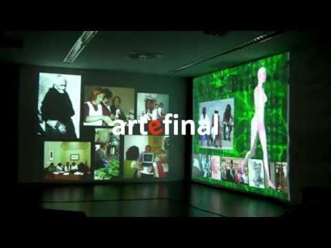 Arte digital. E-Virgenes en la UJI de Castellon (Making-Of)