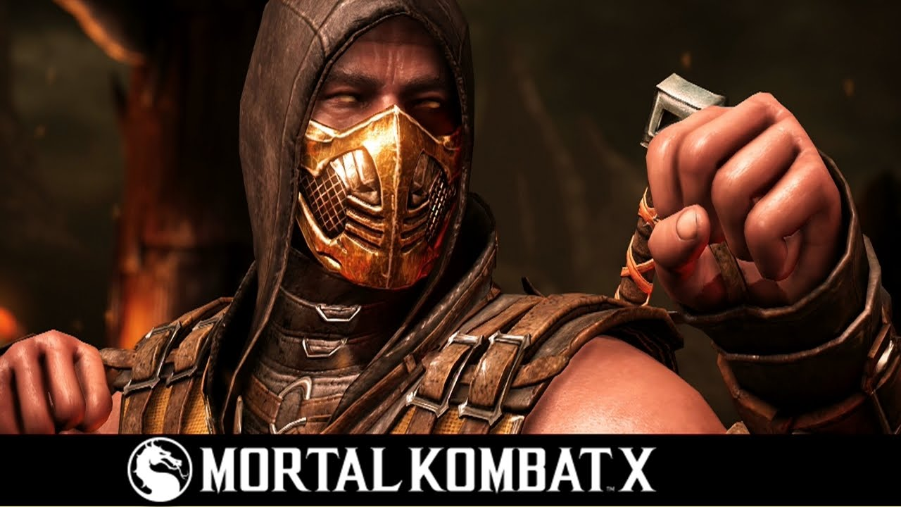 Scorpion Vs Sub Zero Mortal Kombat X Wallpaper Kitana