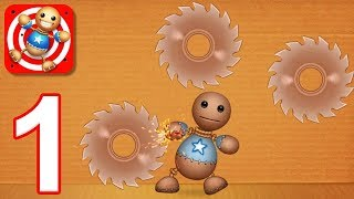 Kick the Buddy - Gameplay Walkthrough Part 1 (iOS)