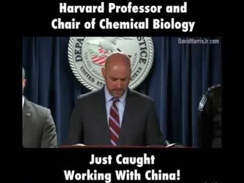 Biological weapons in China ?