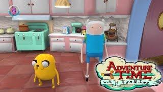 Hora de Aventura Finn y Jake Investigadores #2   Español   PS4