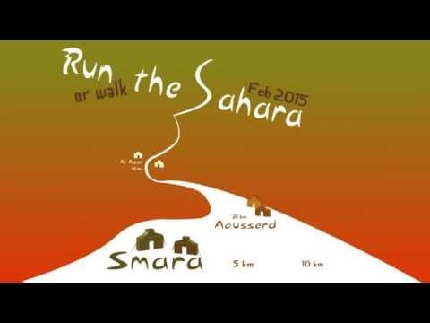 Teaser RunThe Sahara