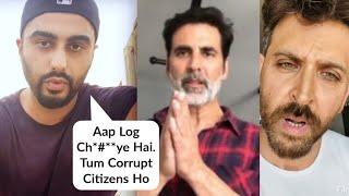 Covid-19: Akshay rebukes lockdown violators, Hrithik, Arju..