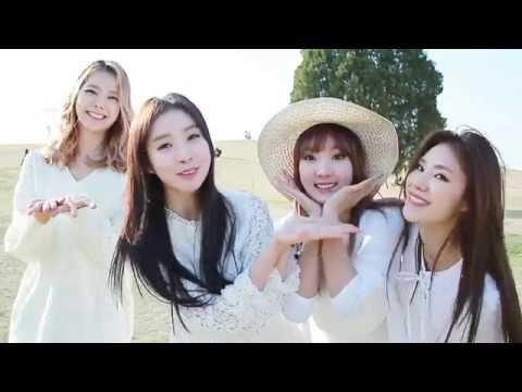스텔라 (Stellar) - Love spell(러브스펠) MV