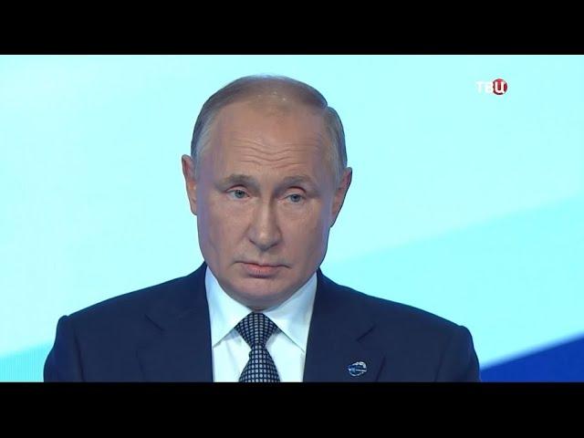 Постскриптум, 23.10.21: Путин на Валдае. Москва рвет с НАТО. Эпидемия безумных скульптур