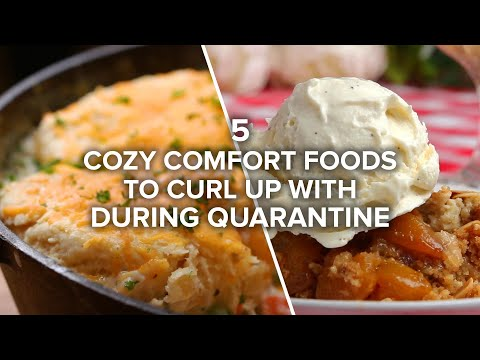 5 Cozy Comfort Foods To Curl Up With ? Tasty Recipes
