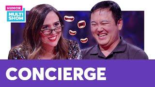 Concierge   Entrevista com Especialista   Lady Night   Humor Multishow