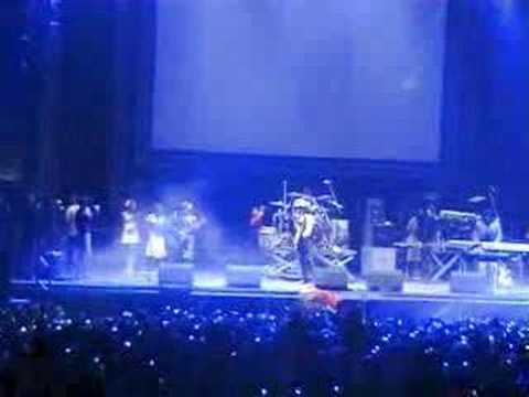 Bronco en concierto en Madrid 1ª parte 17/11/2007