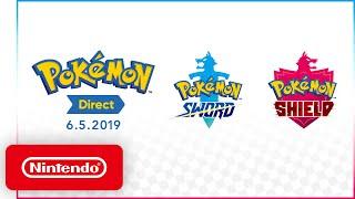 Pokémon Direct 6.5.2019