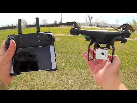 DM DM106 FPV Camera Drone Flight Test Review