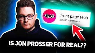 Who Jon Prosser REALLY is...