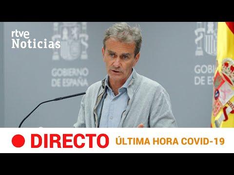 EN DIRECTO 🔴 Comparecencia de FERNANDO SIMÓN y situación de la pandemia  (16/11/2020) | RTVE