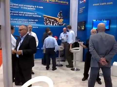 ICAM at IMTS 2012