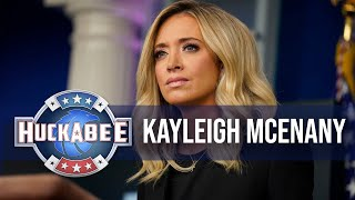 Wanna Know What Working At CNN Is Like? Kayleigh McEnany Will Tell You   Huckabee